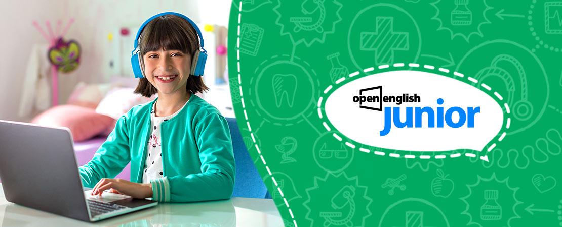 Curso de inglês para crianças e seus benefícios